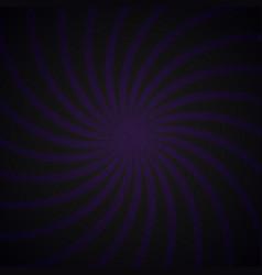 blue and black spiral vintage vector image vector image