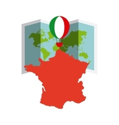 Italy country design vector