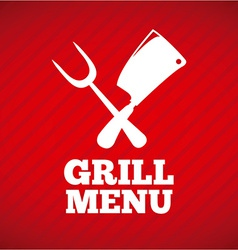 grill design vector image