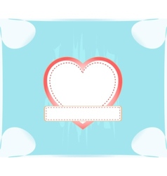valentine love vector image vector image