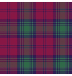 Lindsay tartan fabric texture check pattern vector