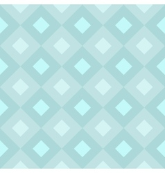 Abstract geometric seamless pattern in blue and vector