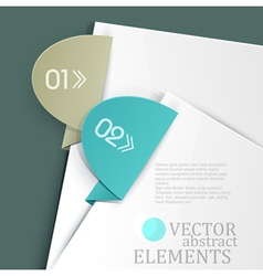 An office background vector