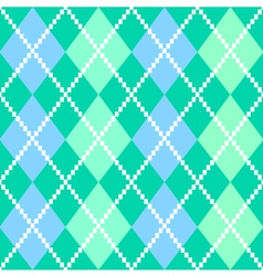 Retro argile pattern vector