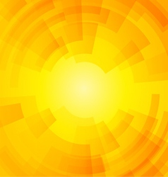 Sunny background vector