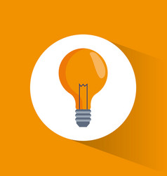 Bulb idea creativity marketing vector