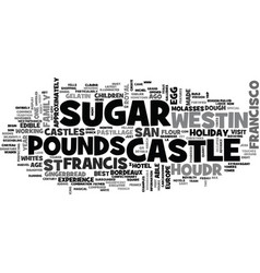 It s no sugar shack text background word cloud vector