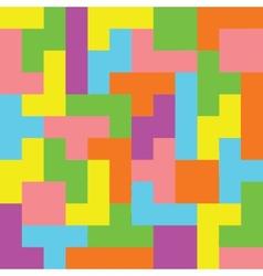Pixel game seamless pattern vector