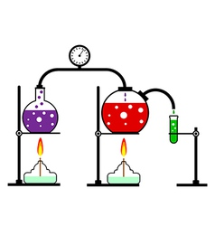 Chemical reaction vector