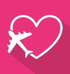 Honeymoon vector