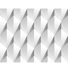 White volumetric abstract texture seamless vector image