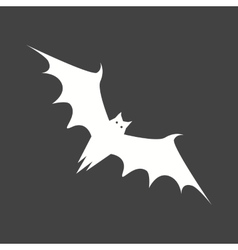 Bat night vector