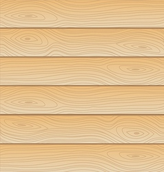 Brown wooden plank texture background vector