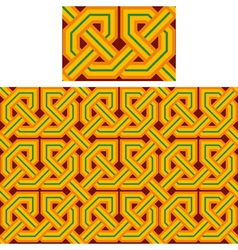 Seamless celtic vector