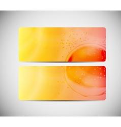 Abstract Aqua Background I vector image