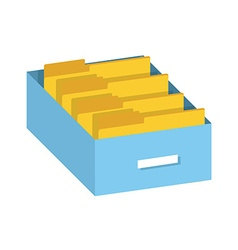 Storage icon vector