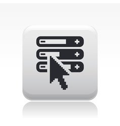 Levels icon vector