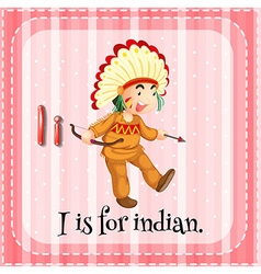 Indian vector