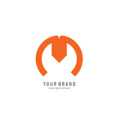 repair symbol logo vector image vector image
