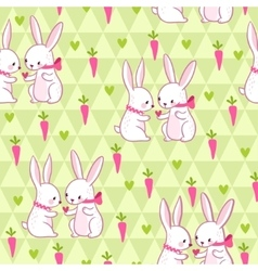 Seamless pattern can be used for wallpapers vector image vector image