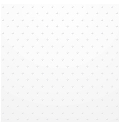 Clean dotted background texture vector