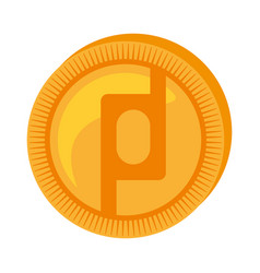 Protoshare money golden coin vector