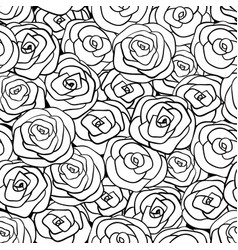 Seamless natural pattern vector