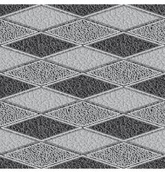 plaster patchwork texture vector image