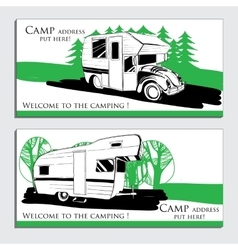 cars Recreational Vehicles vector image
