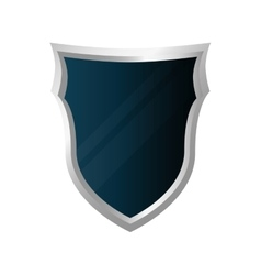 shield security system icon graphic vector image