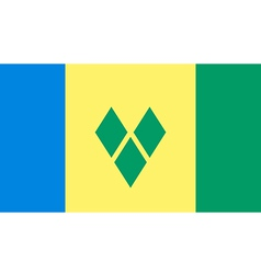 St vincent and grenadines vector