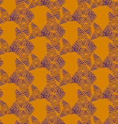 Seamless line pattern4 vector
