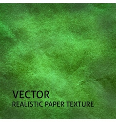 Green paper background vector