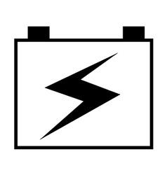 Battery concept vector