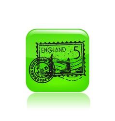 england icon vector image
