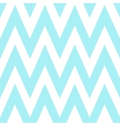 Pattern in zig zag Classic seamless pattern vector image