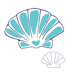 Scallop vector