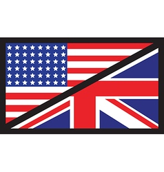 Usa uk flag unity1 vector