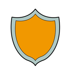 Protection shield concept safety privacy security vector