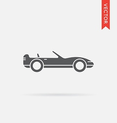 Car icon vector