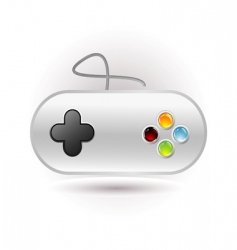 gameplay vector image vector image