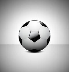 Football soccer ball design vector