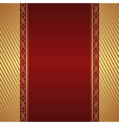 Crimson background vector
