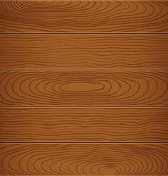 Brown wood texture background vector