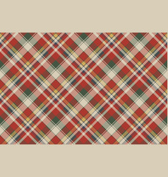 Canvas pixel plaid seamless fabric texture vector