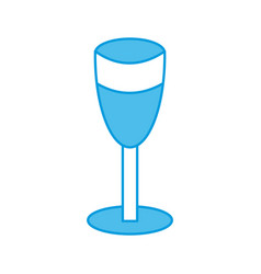 Chalice isolated symbol vector