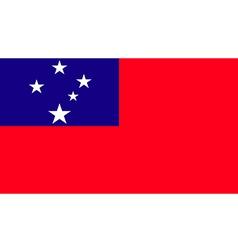 Samoa vector