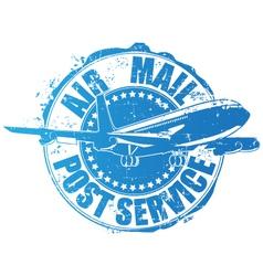 Air mall vector