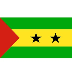 Sao tome and principe vector