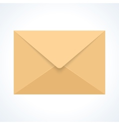 Envelop template vector